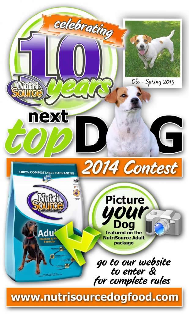 Nutri Source 2014 Top Dog Contest