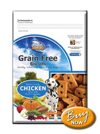 Nutri Source Grain Free Biscuits