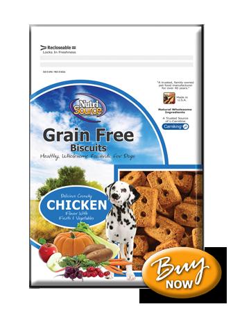 Nutri Source Grain Free Biscuits