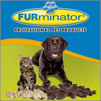 FURMINATOR AT FIDOS PANTRY