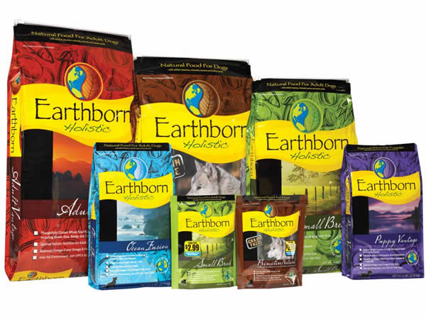 Earthborn Dry Dog Food