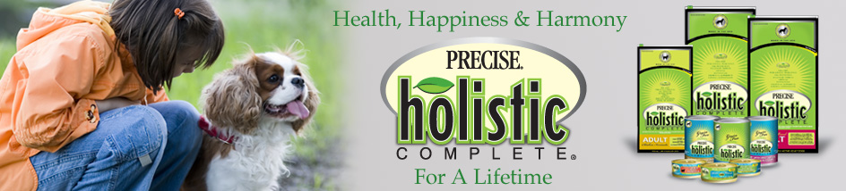 Precise Holistic Dog Food Fido's Pantry