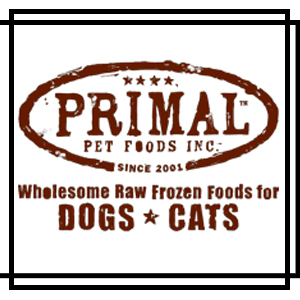 Primal Raw Dog Food Logo