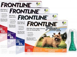 Frontline Plus Flea & Tick
