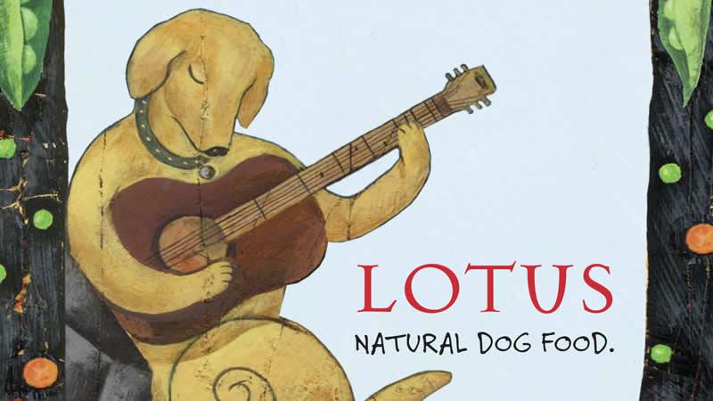 Lotus Natural Dog Food