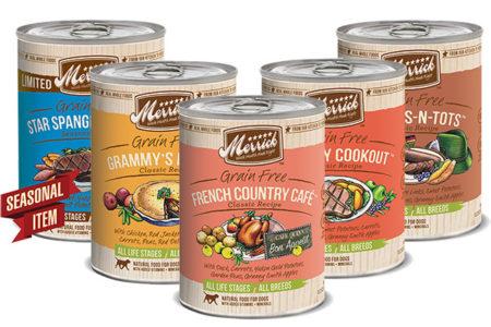 Merrick Canned Dog Food