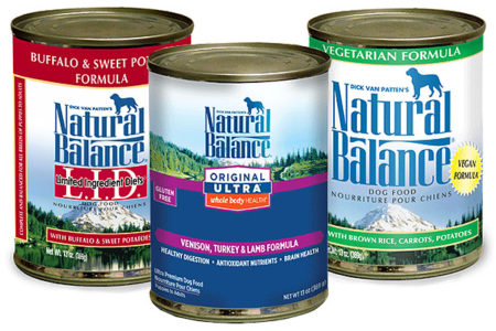 Nnatural Balance Canned Dog Food