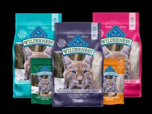 Blue Wilderness Dry Cat Food