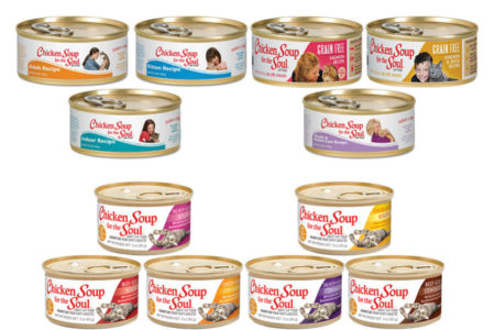 Chicken Soup For The Soul Canned Cat Food