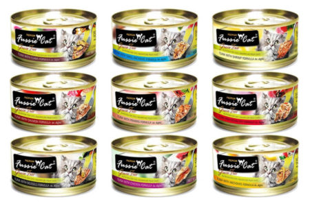 Fussie Cat Canned Cat Food