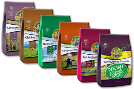 Natural Planet Dry Dog Food