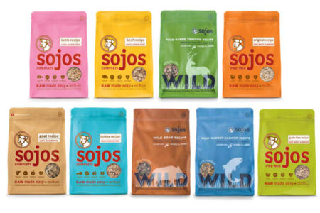 Sojos Dry Dog Food
