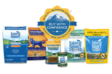 Natural Balance Cat Foods