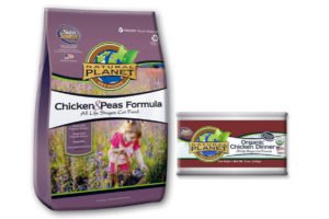 Natural Planet Organics Cat Food