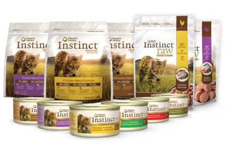 Natures Variety instinct Cat Food