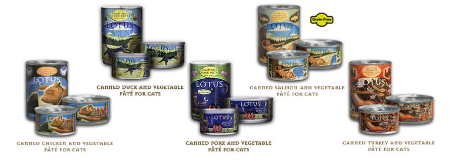 Lotus Canned Pate