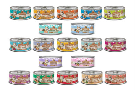 Merrick Canned Cat Food