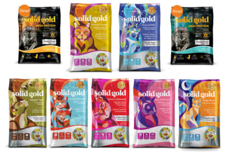 Solid Gold Dry Cat Food