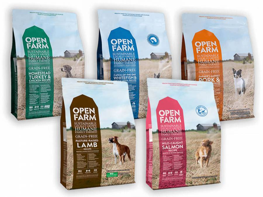 Open Farm Dry Dog Food Fidos Pantry